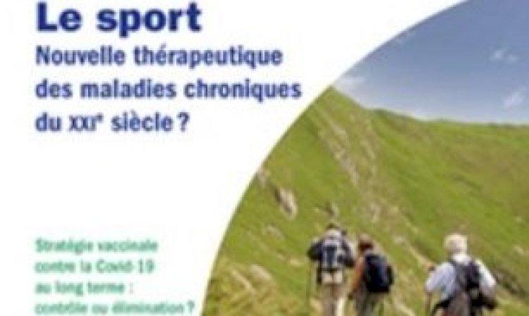 Le sport : nouvelle thérapeutique des maladies chroniques du XXIe siècle